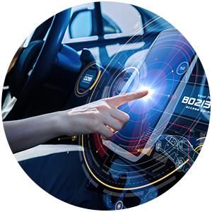 high-tech dans nos autos